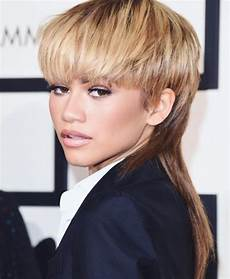 Mullet Hairstyle For