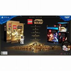 warner bros lego wars the awakens deluxe