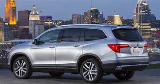 2020 Honda Pilot  Redesign Changes Release Date 2019