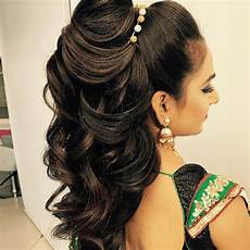 25 pre wedding hairstyles for mehndi haldi or more functions eventila