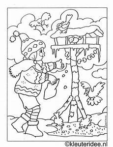 ausmalbilder tiere im winter pt 225 čci v zimě omalov 225 nka malbuch vorlagen