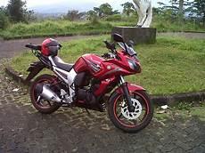 Modifikasi Motor Touring by Yamaha Byson Modifikasi Touring