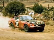 Datsun 240Z Rally S30 1971–73
