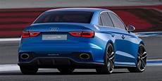 2017 Audi Rs3 Sedan Closing In On Showroom Debut Report