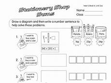uk money worksheets year 4 2831 pen shop problems a year 4 money problems worksheet