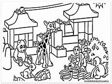 zoo coloring pages at getdrawings free
