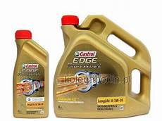 castrol edge professional longlife iii 5w30 5l olej silnikowy