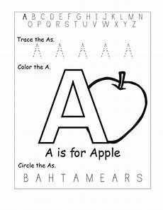 letter a tracing worksheets for kindergarten 23436 trace letter a sheets to print letter worksheets alphabet worksheets letter recognition