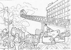 Ausmalbilder Polizei Feuerwehr Grosse 224 39 Kb 45151 X Angesehen