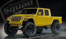 2019 jeep gladiator lifted if your 2020 jeep gladiator scrambler truck was