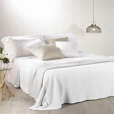 copriletto cotone copriletto leggero cotone matrimoniale caleffi bianco
