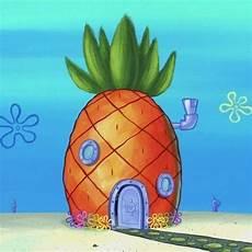 Gambar Spongebob Rumah Cari Gambar Keren Hd