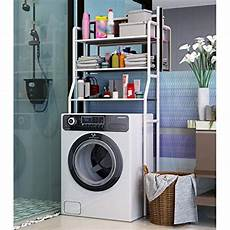 regal waschmaschine waschmaschine regal 220 ber der toilette ablageboden