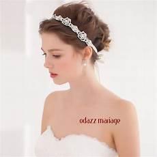 Headband De Mariage Par Odazz
