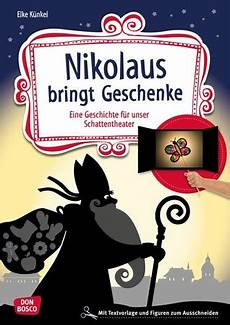 buchmaxx nikolaus bringt geschenke