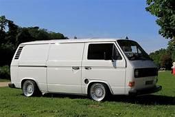T3 Panel Van  VanagonS And TransporteRs Volkswagen Vw
