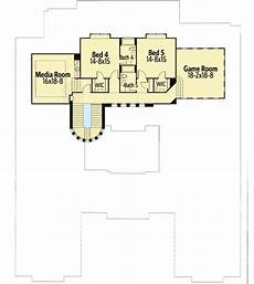mediterranean house plans with courtyards exciting courtyard mediterranean home plan 16826wg