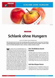 abnehmen ohne hungern di 228 t ratgeber focus pdf shop