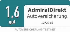 Admiraldirekt Autoversicherung Test Der Gro 223 E Testbericht 2019