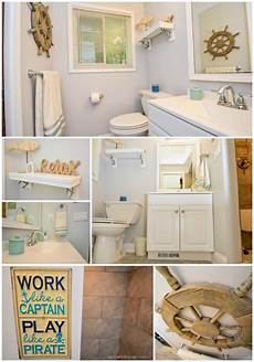 nautical bathrooms decorating ideas from pink to chic a nautical bathroom remodel horrible