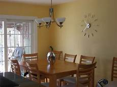 honey wheat benjamin paint pinterest yellow dining room paint colors and home