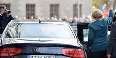 Gepanzert So Sicher Ist Angela Merkels Dienstwagen