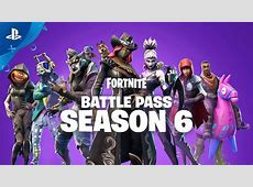 Fortnite   Season 6 Battle Pass: Now with Pets!   PS4