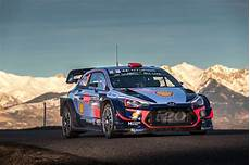 Hyundai Motorsport Tunes Its Wrc Line Up For 2019