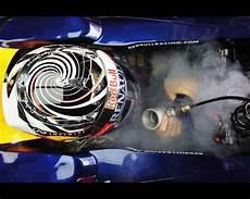 Sebastian Vettel Tries To Keep Cool In His Car During