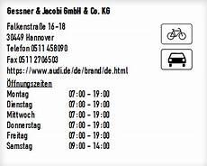 Gessner Jacobi Gmbh Co Kg In Hannover 214 Ffnungszeiten