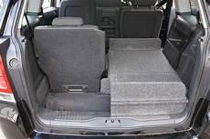 opel zafira kofferraum linker sitz endlich verstaum 246 glichkeiten im kofferraum