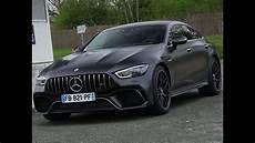 Essai Mercedes Amg Gt Coup 233 4 Portes 63 S 4matic 2019