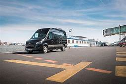 2020 Mercedes Benz Sprinter Passenger Van Exterior Photos