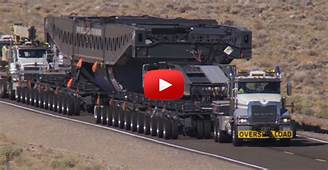 This May Be The Heaviest Oversized Load Ever Hauled In America