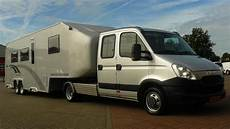 Iveco Daily 35 C 17 D 375 5th Wheel Cer Keer Unit