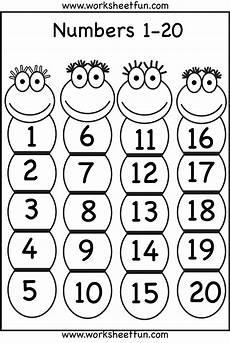 numbers 1 20 numbers preschool preschool number worksheets preschool worksheets