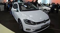 Vw Golf Vii Facelift 2017 The New Golf 7 Sedan White