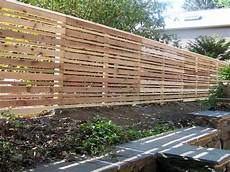 How To Build Horizontal Wood Fence Woodworking Projects