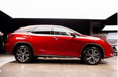 lexus 2020 colors 2020 lexus rx unveiled with new style and crucial tech