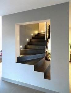 escalier sur mesure prix idee deco escalier beton