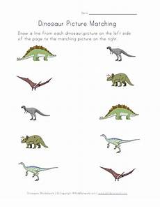 free dinosaur worksheets for grade 15398 http www allkidsnetwork worksheets dinosaurs images dinosaur matching worksheet gif pre