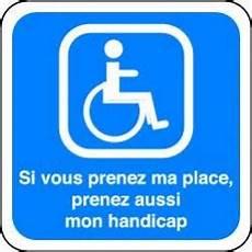 panneau parking handicapé panneau parking handicape panosur