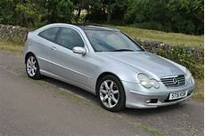 mercedes c180 coupe automatic petrol 2001 51 plate new
