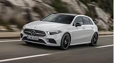 Mercedes A Klasse Et Lille Stjerneskud Fdm