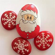 Steine Bemalen Weihnachten - zobrazit tuto fotku na instagramu od uživatele buketbrlk
