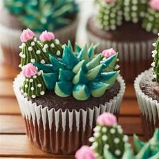 Decorating Ideas Cupcakes by Blooming Succulent Cupcakes Wilton