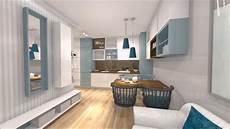 mieszkanie w stylu skandynawskim mieszkanie 45m2 w stylu skandynawskim