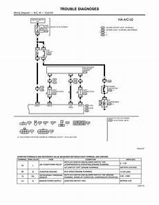 auto air conditioning repair 1999 nissan maxima interior lighting repair guides heating ventilation air conditioning 2000 trouble diagnoses autozone com