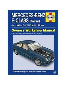 best auto repair manual 2009 mercedes benz e class parental controls mercedes benz car service repair manuals for sale ebay