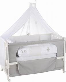 roba 174 babybett 187 room bed fox bunny 171 6 tlg otto